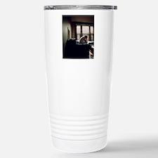 Depressed man Stainless Steel Travel Mug