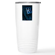 Full Moon reflected in  Travel Mug
