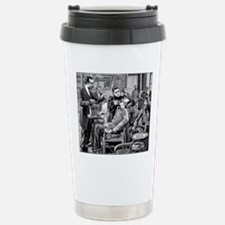 Dental surgery, 19th ce Travel Mug