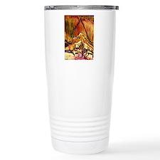 Deformation in tiger ir Travel Mug