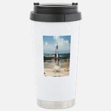 First US manned space f Stainless Steel Travel Mug