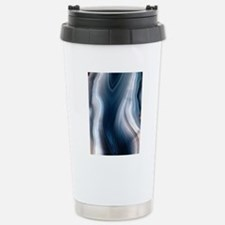 Concentric banding in a Travel Mug
