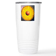 Earth's internal struct Travel Mug