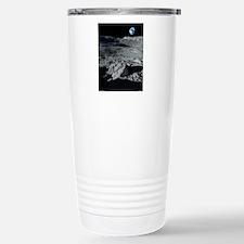 Earth from the Moon, ar Travel Mug