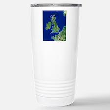 British Isles Travel Mug