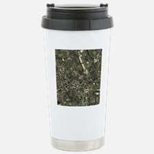 Bradford, UK, aerial im Travel Mug