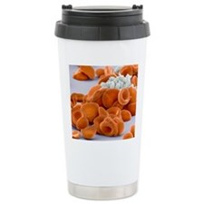 Blood clotting, SEM Travel Mug