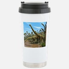 Brachiosaurus dinosaurs Stainless Steel Travel Mug