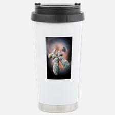 Chromosome, artwork Stainless Steel Travel Mug