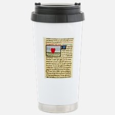 Cardiac treatise, 15th  Travel Mug