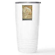 Archaeopteryx fossil, B Travel Mug