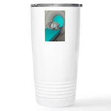 Brain scan, conceptual  Travel Mug