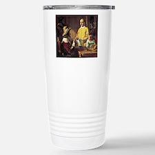 Anatomy and royalty, 17 Stainless Steel Travel Mug