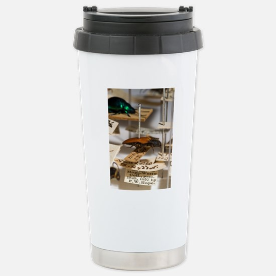 1840 click beetle ex Ho Stainless Steel Travel Mug