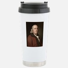 1778 Benjamin Franklin  Stainless Steel Travel Mug