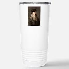 1490 Leonardo Da Vinci  Stainless Steel Travel Mug