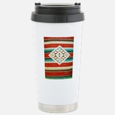 Mexican Serape Flip Flo Travel Mug