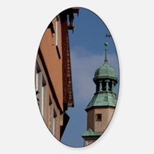 Rothenburg. Historic city walls & c Decal