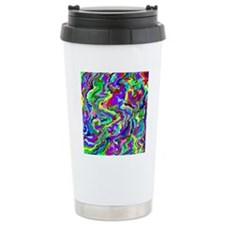 shower_curtain Travel Coffee Mug