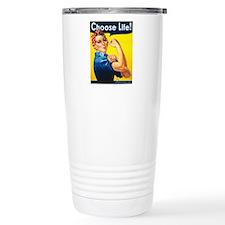 Choose Life Travel Mug