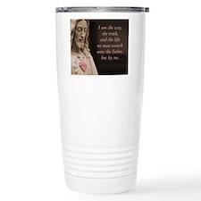 Jesus Christ The Way Th Travel Coffee Mug