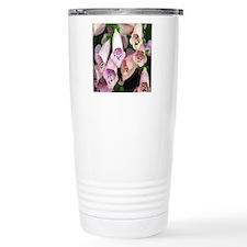 flowers Travel Coffee Mug
