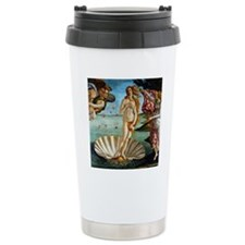 Pillow Botticelli Venus Travel Coffee Mug