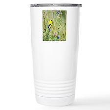 American Goldfinch Travel Mug