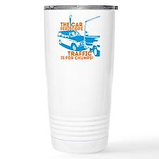 Car Periscope Shirt Travel Mug