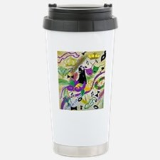 Mardi Gras Party Travel Mug