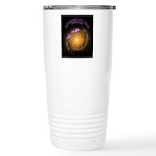 mousepadbarredspiralgal Travel Mug