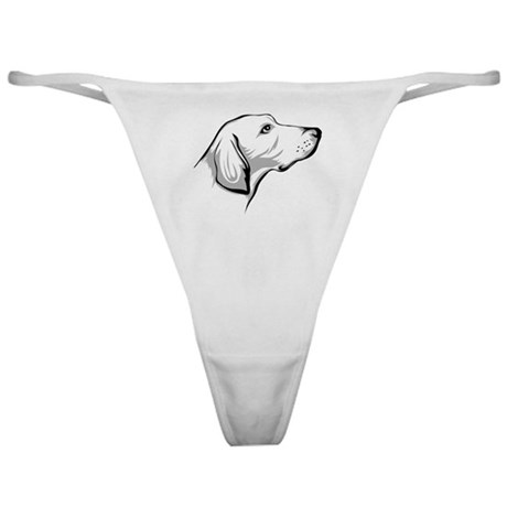 American Foxhound Classic Thong