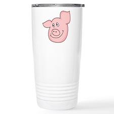 Piggy Stainless Steel Travel Mug