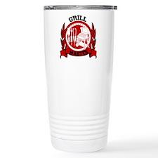 BBQ Grill Master Travel Mug