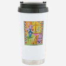 Summer Afternoon Stainless Steel Travel Mug