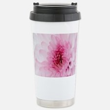 Floral Stainless Steel Travel Mug