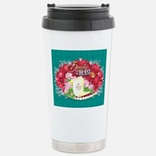 Beauty And The Beast™ Stainless Steel Travel Mug