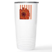 gerbera queen duvet Travel Mug