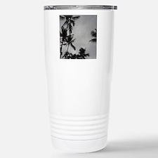 Palm Trees Sillouette Travel Mug