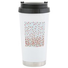 Mil Fleur Pillow Travel Mug