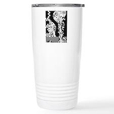 Klimts Death Travel Mug