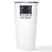 DeeJay in da House Travel Mug