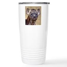 Hyena cub in the Kruger Travel Mug