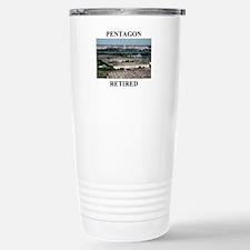 Pentagon - Retired 2 Travel Mug