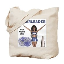 Cheerleader #2 Tote Bag