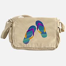 Unique Tropical Messenger Bag