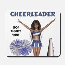 Cheerleader #2 Mousepad
