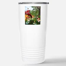 Dwarves Land Travel Mug