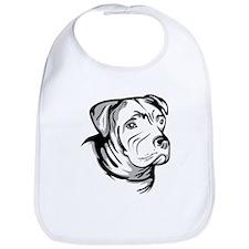 American Pit Bull Terrier Bib