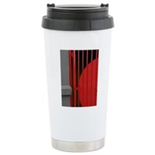 Red Passion Gate Note C Travel Mug